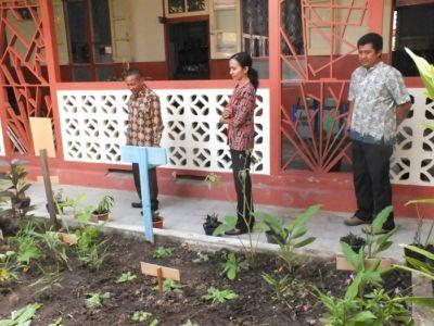 1Penilaian Oleh Tim Penilai Sekolah Sehat Kabupaten