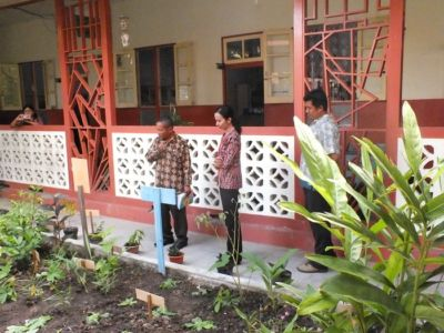 2Penilaian Oleh Tim Penilai Sekolah Sehat Kabupaten