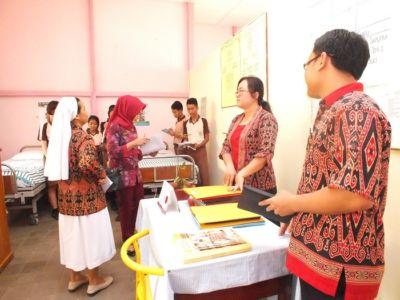 3Penilaian Oleh Tim Penilai Sekolah Sehat Kabupaten