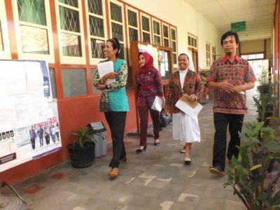8Penilaian Oleh Tim Penilai Sekolah Sehat Kabupaten