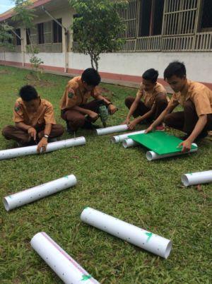 Pembuatan alat Biopori