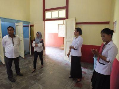 Penilaian Sekolah Sehat Tingkat Provinsi Tahun 201711
