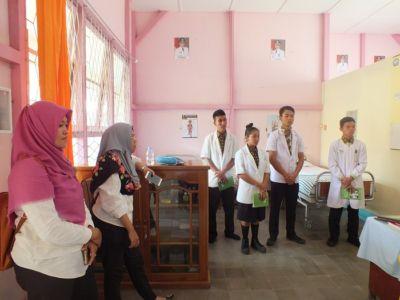 Penilaian Sekolah Sehat Tingkat Provinsi Tahun 201715