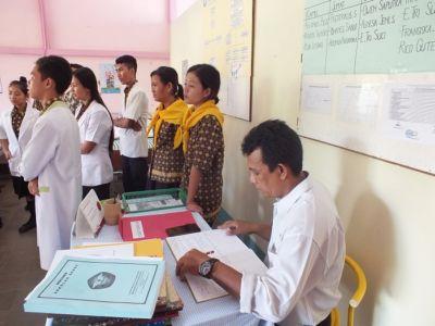 Penilaian Sekolah Sehat Tingkat Provinsi Tahun 201719