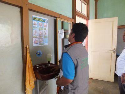 Penilaian Sekolah Sehat Tingkat Provinsi Tahun 20176