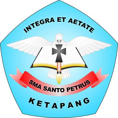 Logo SMA Santo Petrus Ketapang